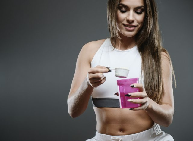 The One Protein Powder You Should Never Buy, Say Experts