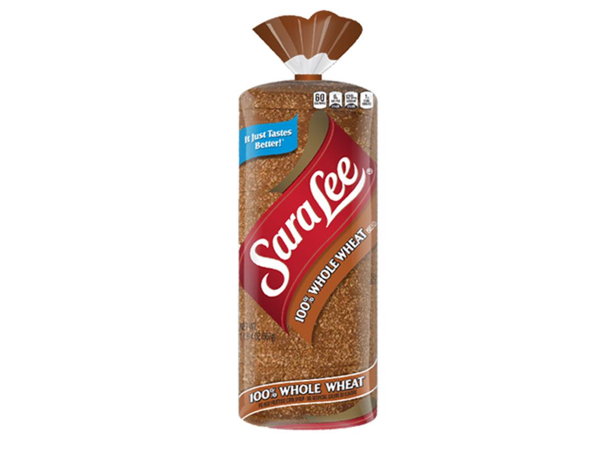 sara lee whole wheat