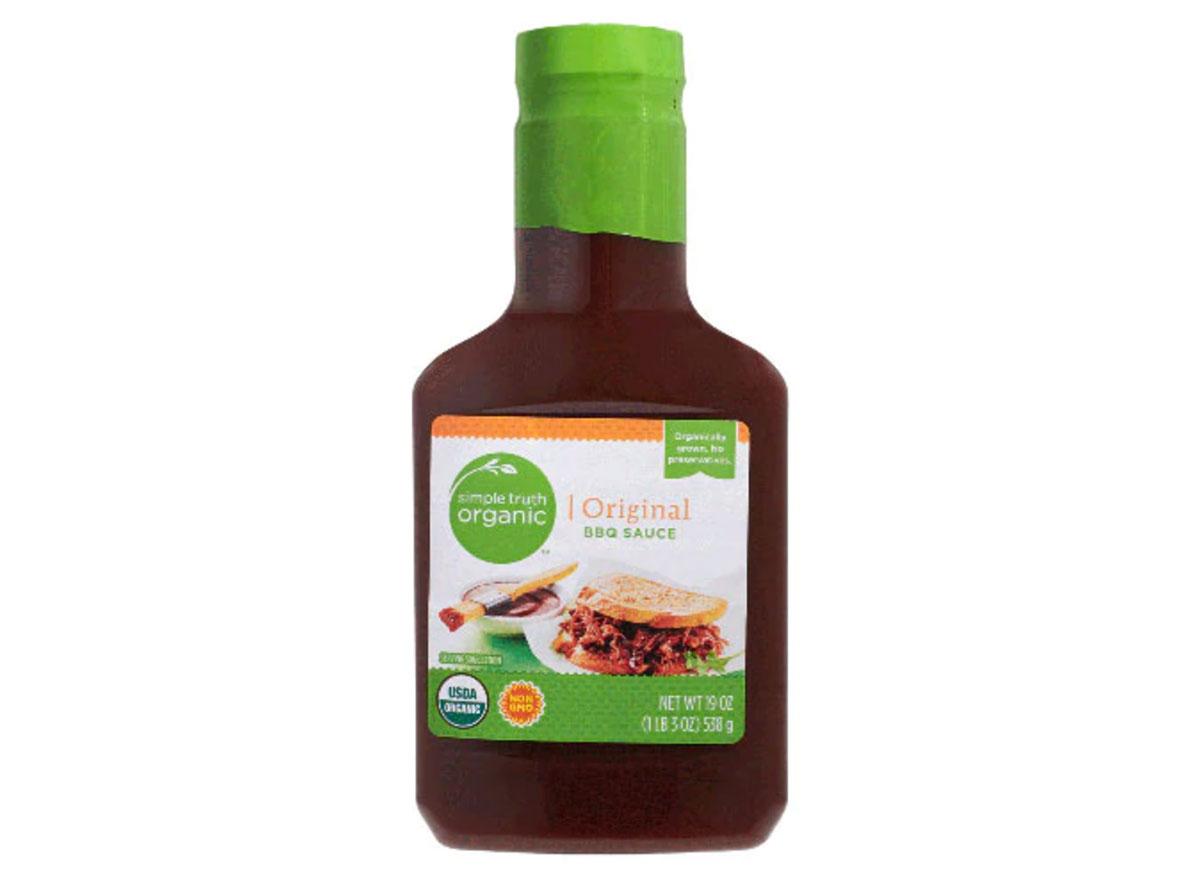 simple truth original bbq sauce