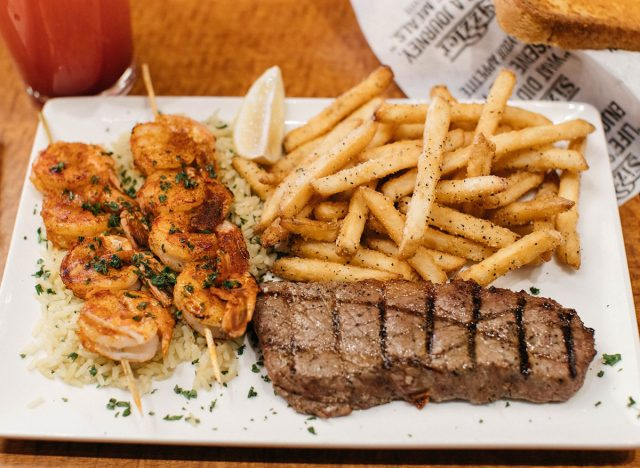 sizzler steakhouse