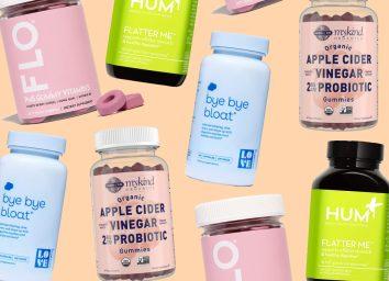 supplements belly bloat