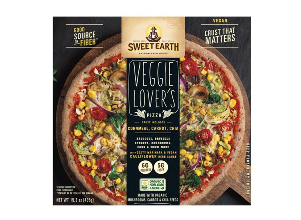 sweet earth veggie lovers