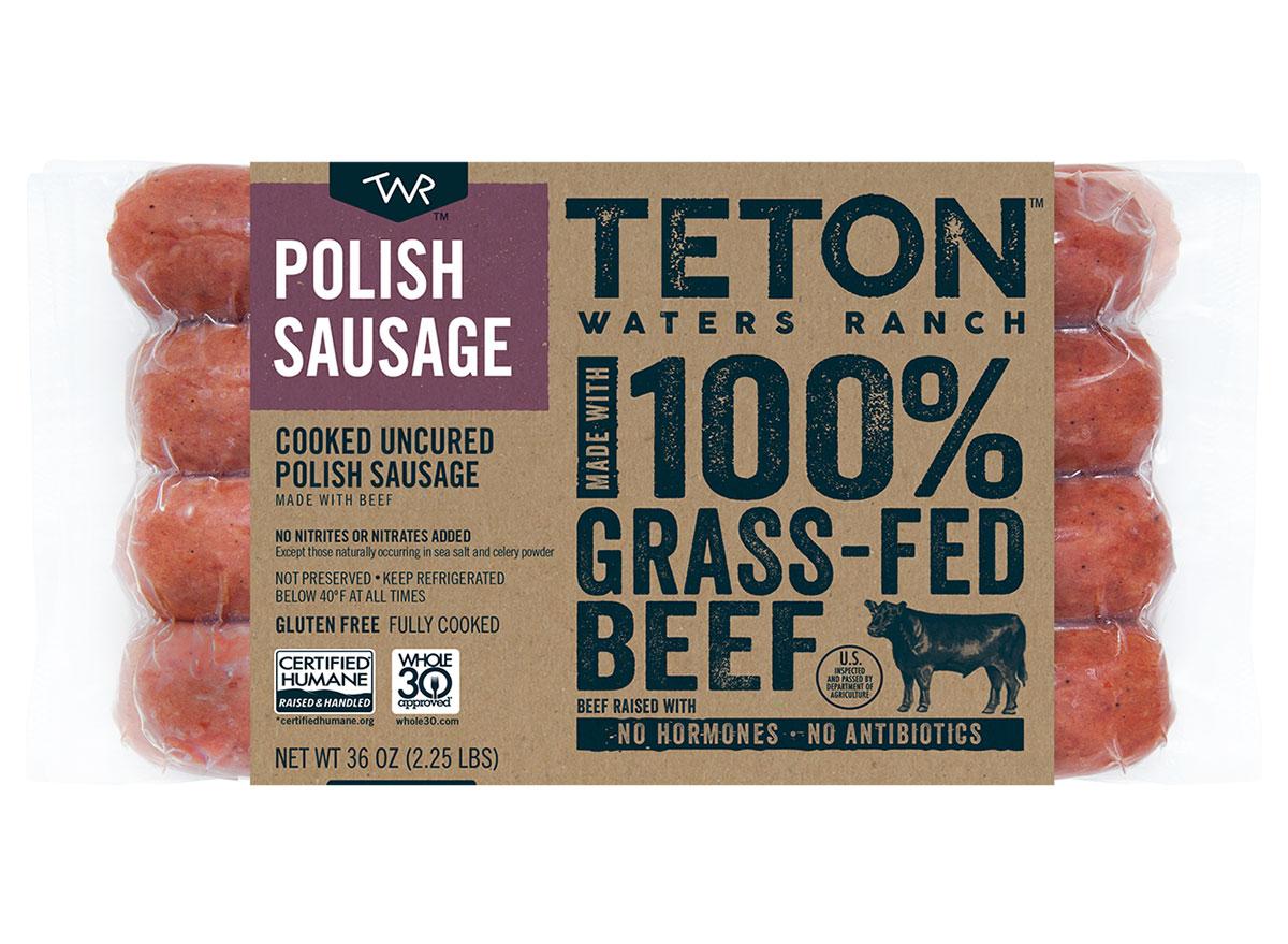 teton polish sausage
