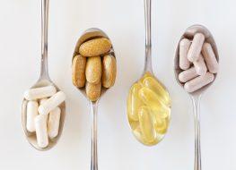 Supplements on teaspoons
