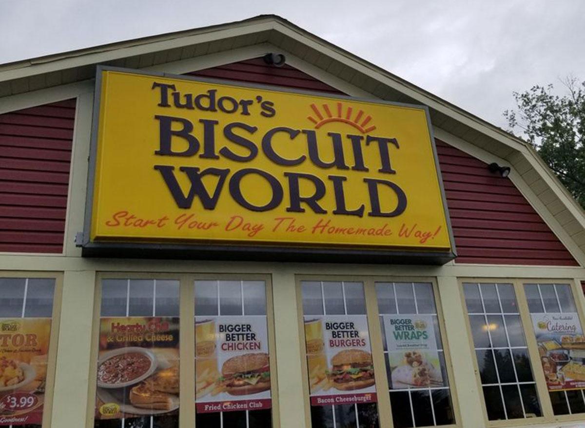 west virginia tudors biscuit world