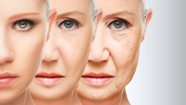 Beauty,Concept,Skin,Aging.,Anti aging,Procedures,,Rejuvenation,,Lifting,,Tightening,Of