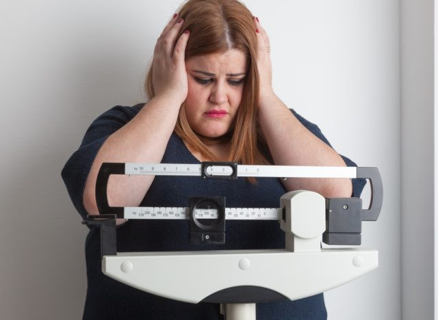 The #1 Reason for Obesity, According to Doctors