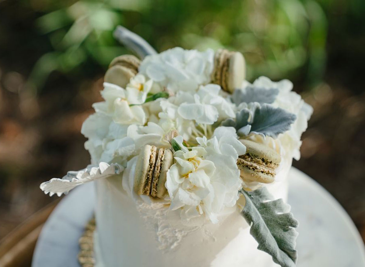 wyoming buttercream cake design