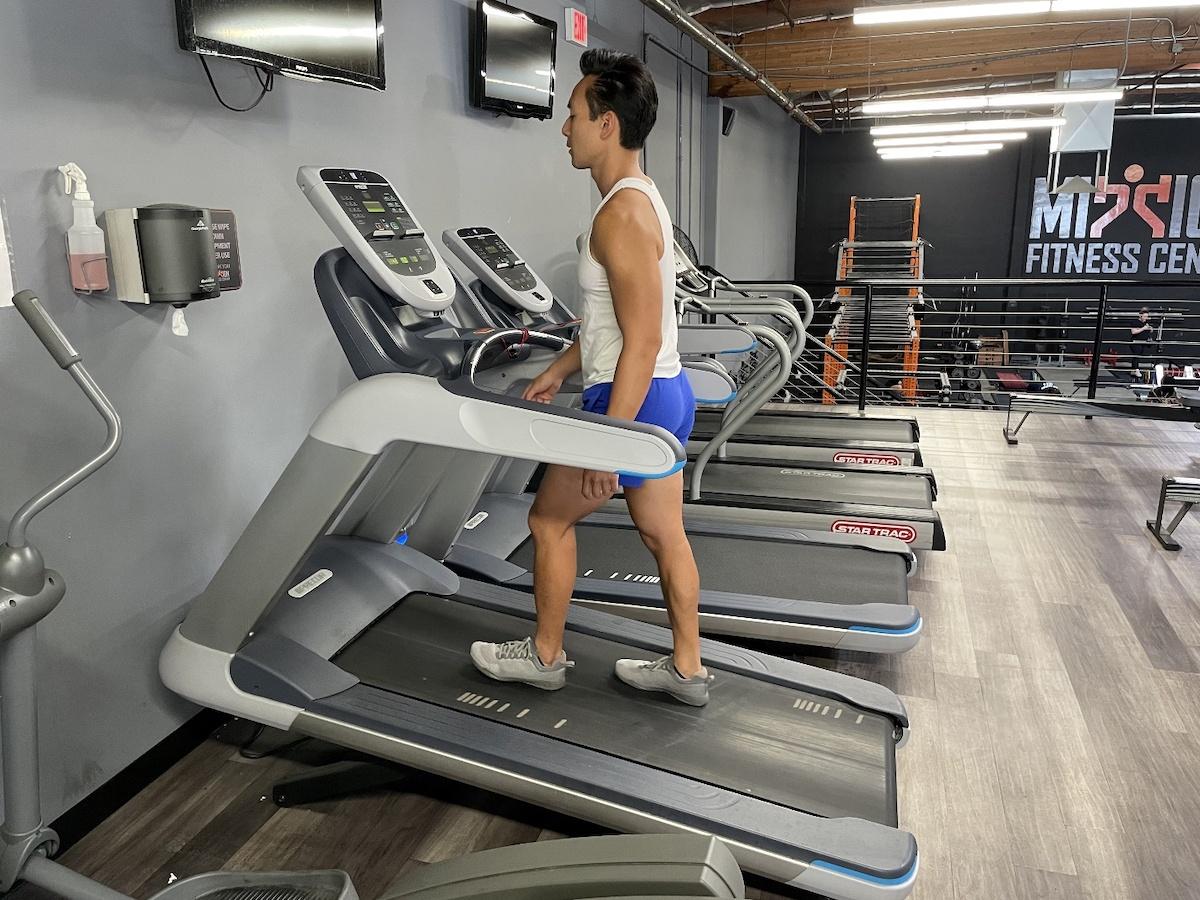 2 incline treadmill