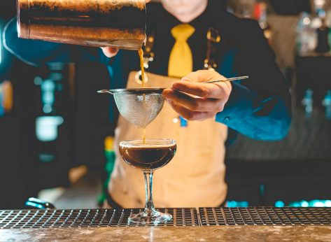 The #1 Secret for the Best Espresso Martini, Say Experts