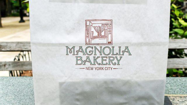 Magnolia Bakery Bag