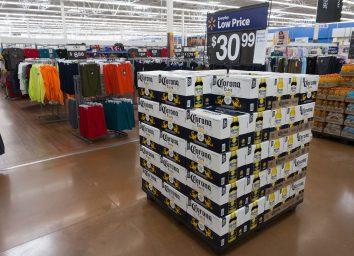 Walmart alcohol