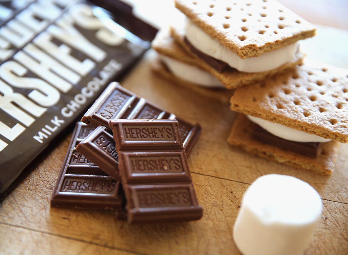Hershey S'mores