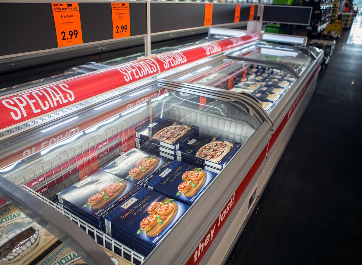 Lidl Frozen Foods