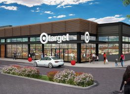 New Target location