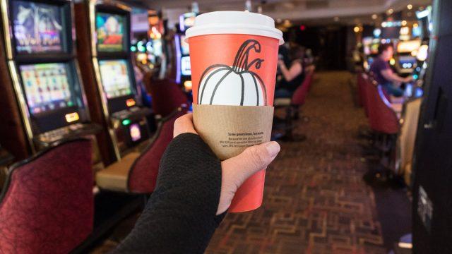 Starbucks Pumpkin Spice Latte 2021