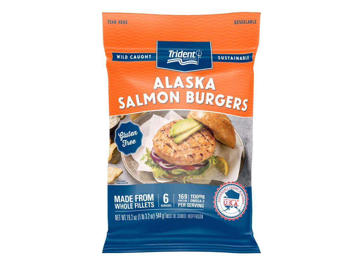 alaska salmon burgers