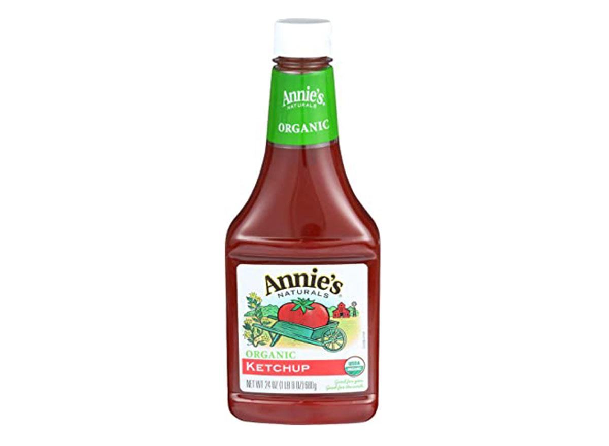 annies organic ketchup