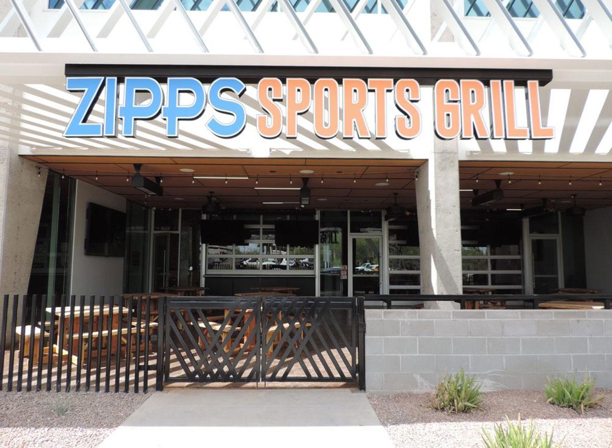arizona zipps sport grill