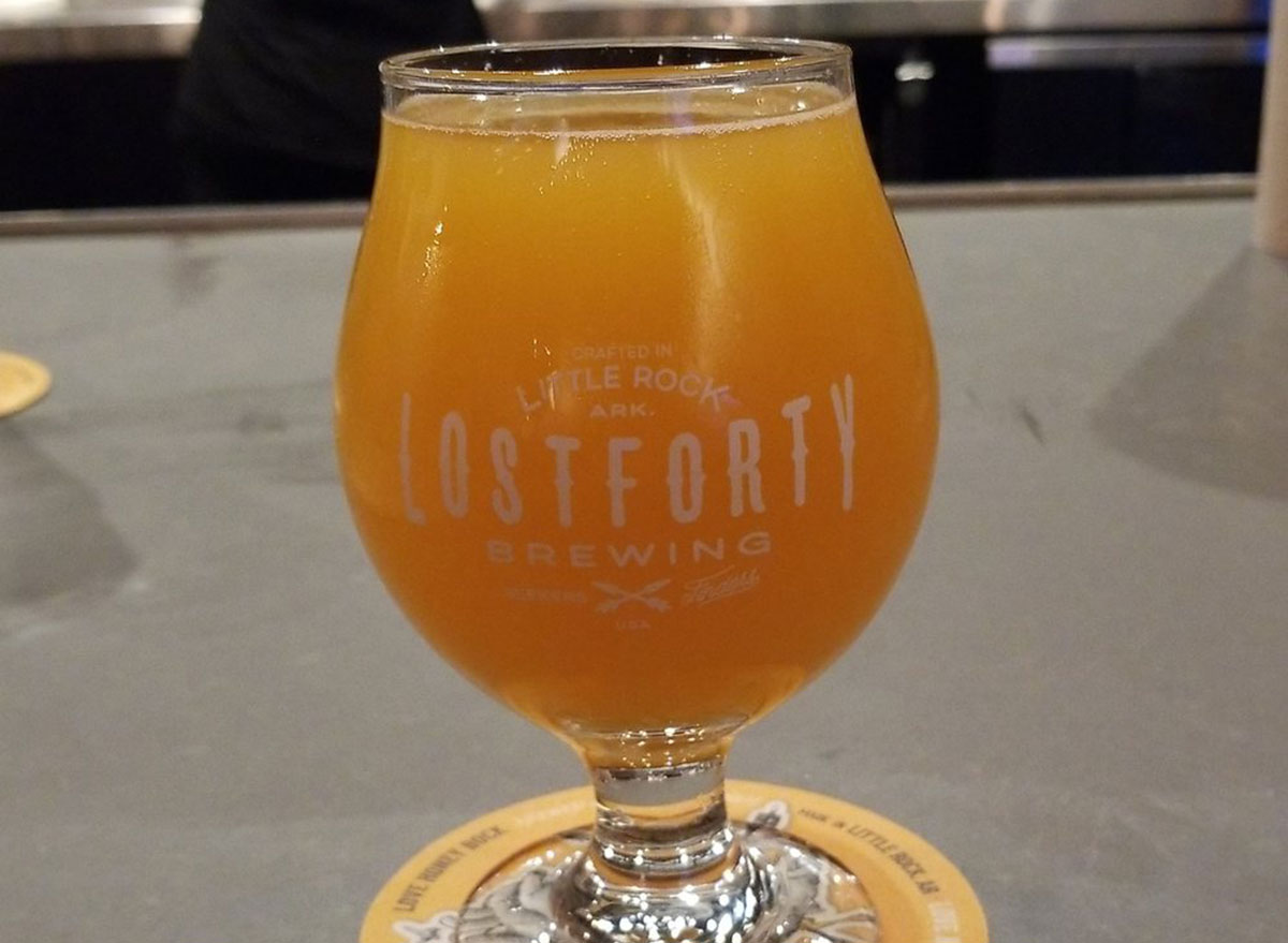 arkansas lost forty brewing