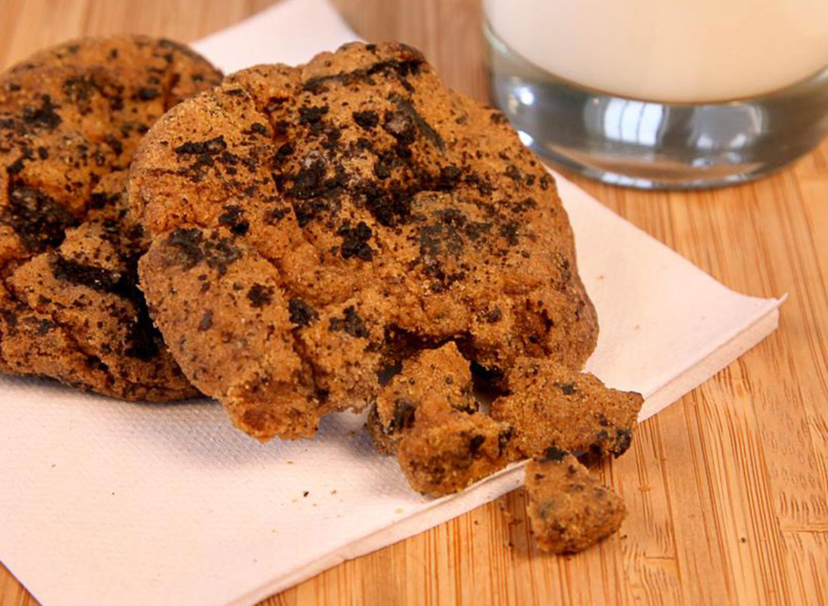 burger king cookies