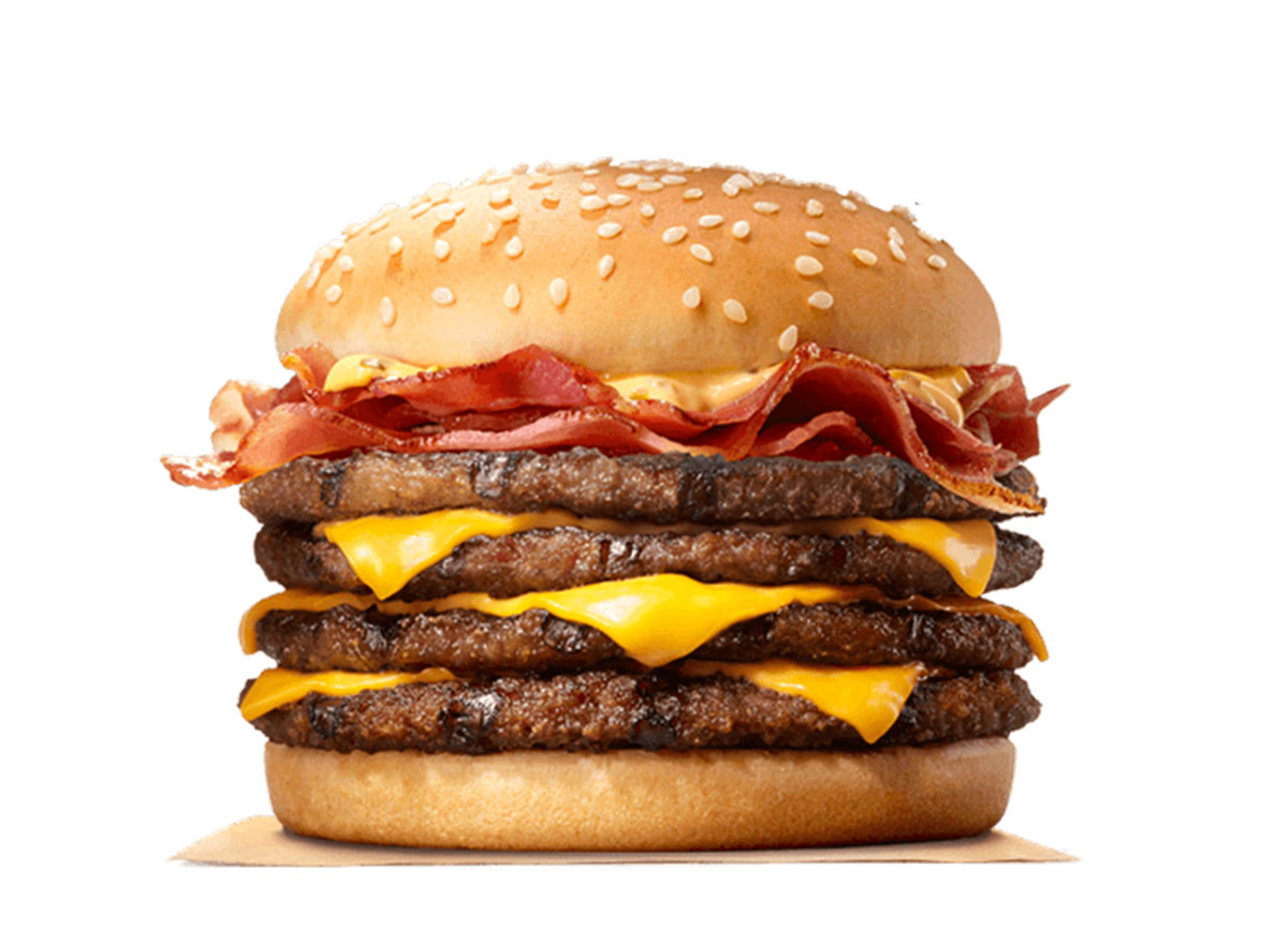 burger king suicide burger