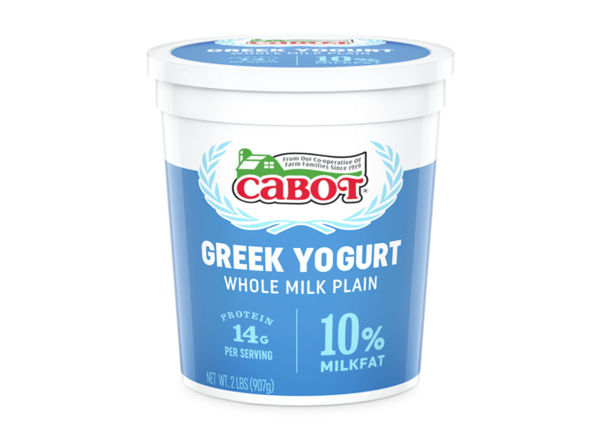 cabot greek yogurt