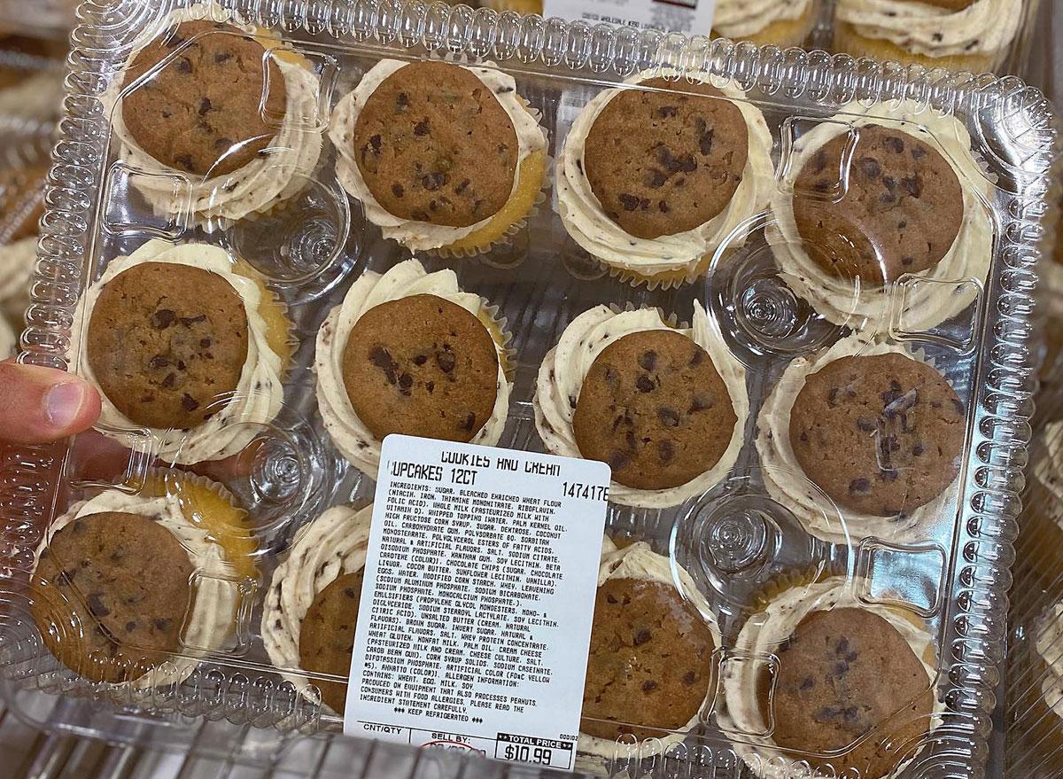 cookies cream cupcakes