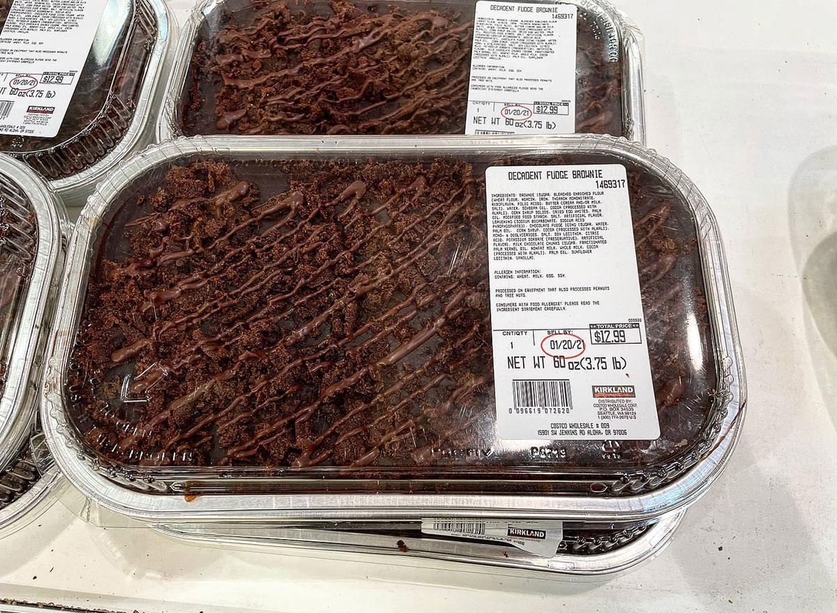 decadent fudge brownies