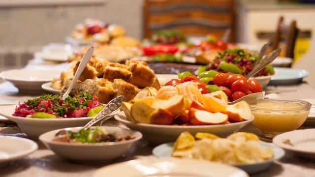 dinner foods