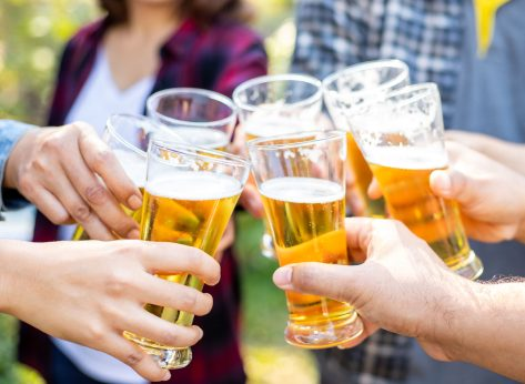 This Is the Exact Amount of Alcohol That Derails Weight Loss, New Study Says