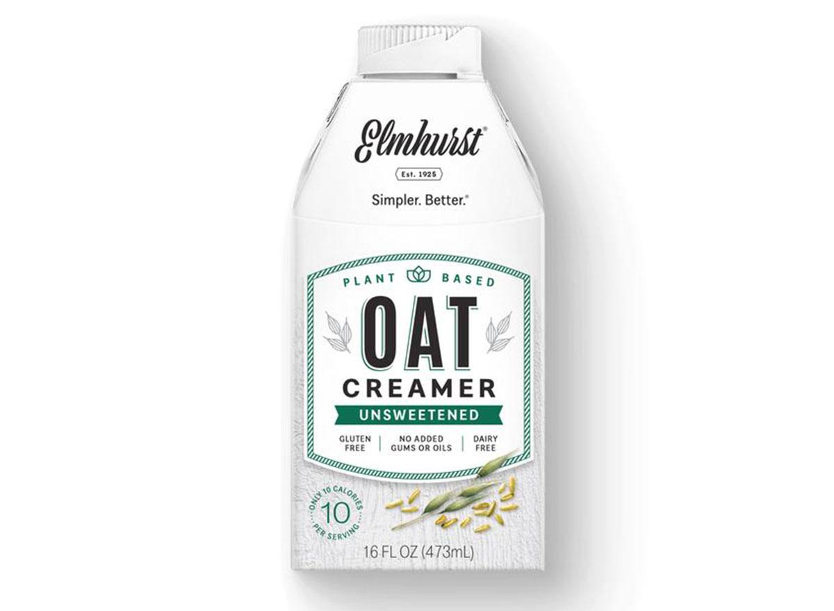 elmhurst oat creamer