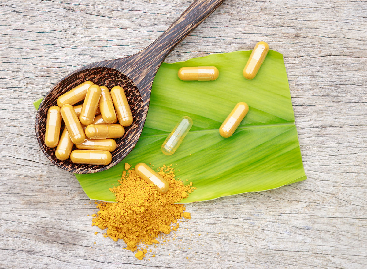 ginger supplement