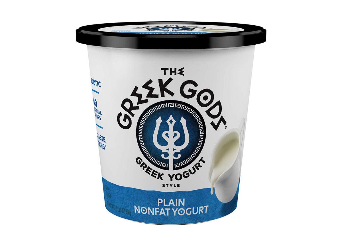 greek gods nonfat greek yogurt