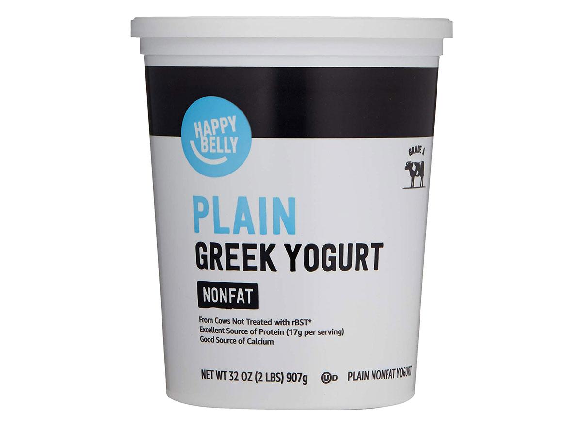 happy belly greek yogurt