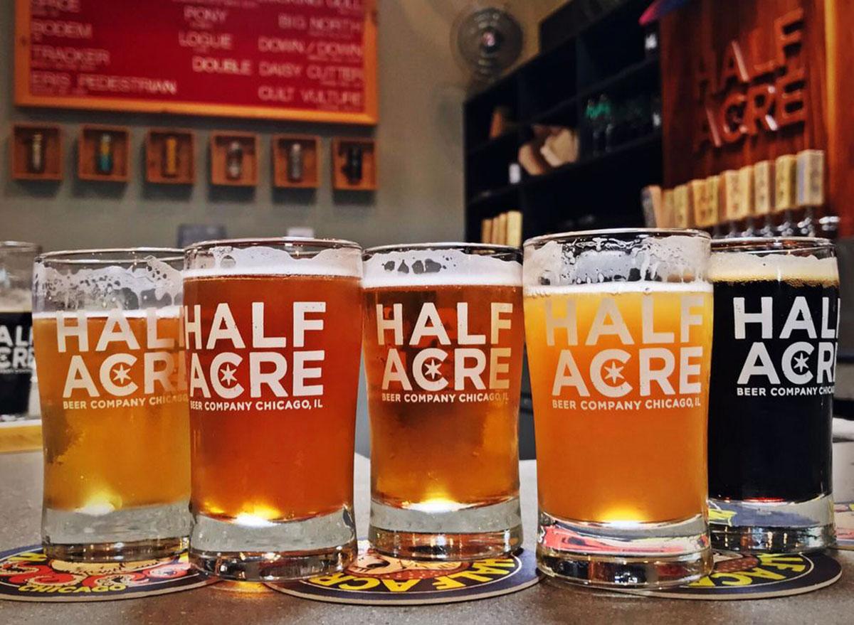 illinois half acre beer company