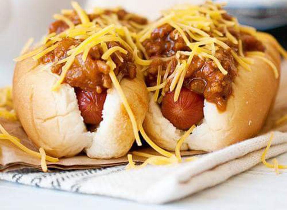 indiana garcias hot dog