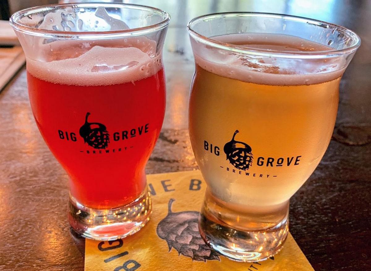 iowa big grove brewery