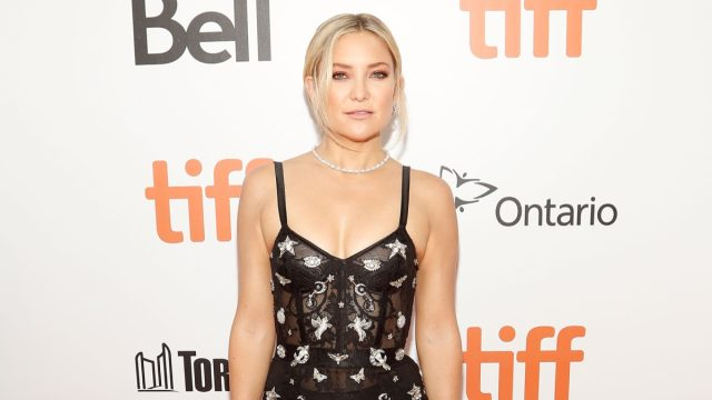 kate hudson in lace outfit