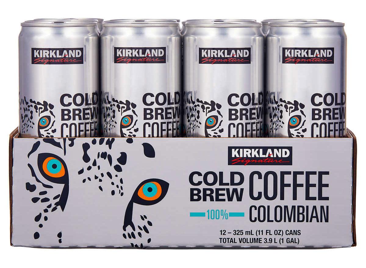 kirkland cold brew