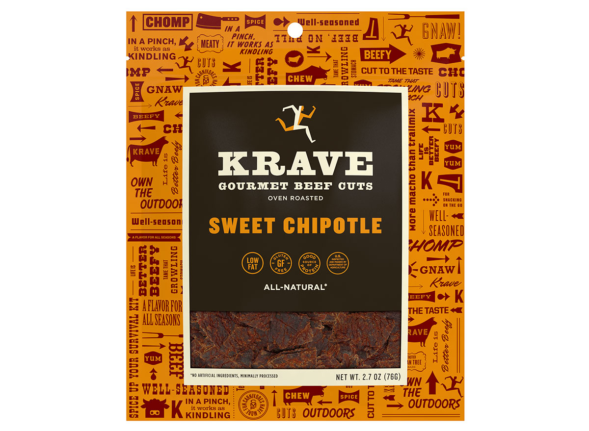 krave sweet chipotle