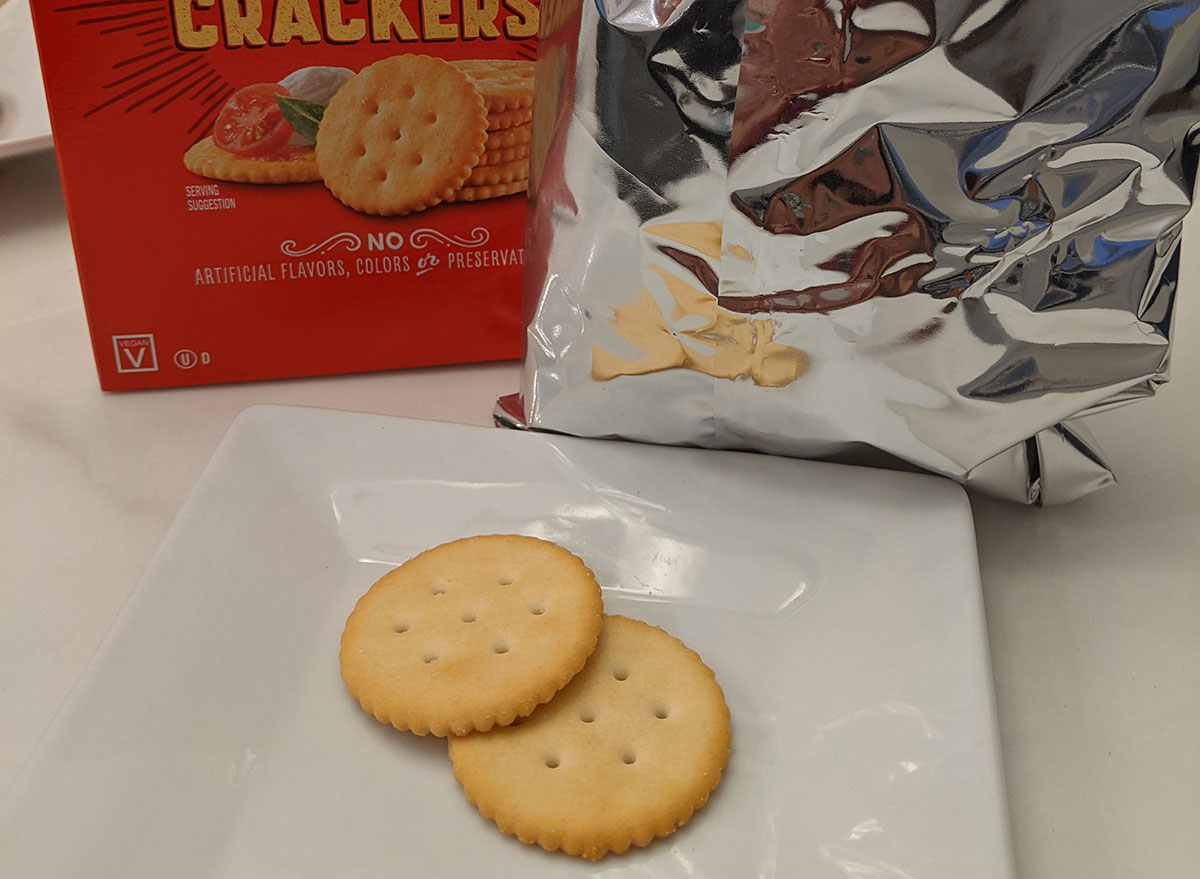 late july crackers