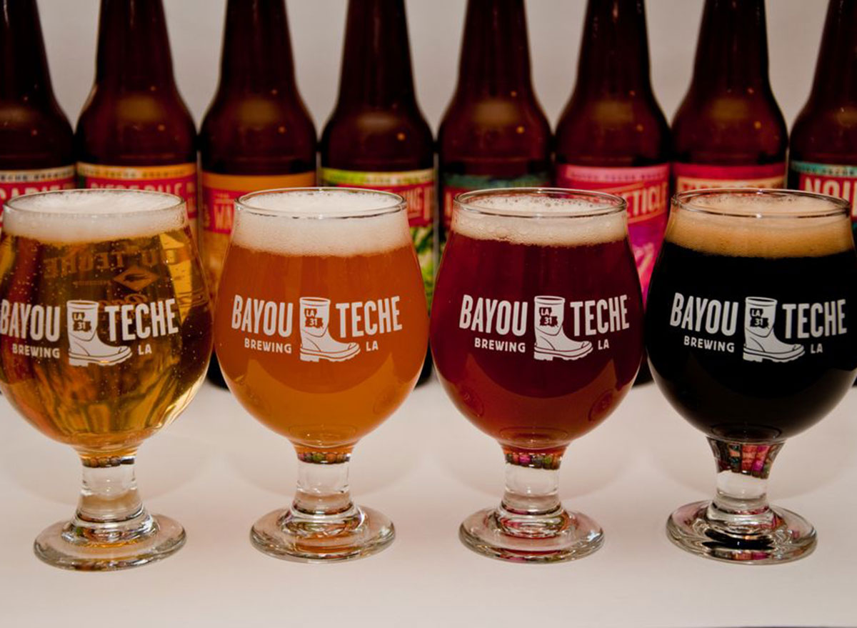 louisiana bayou teche brewery