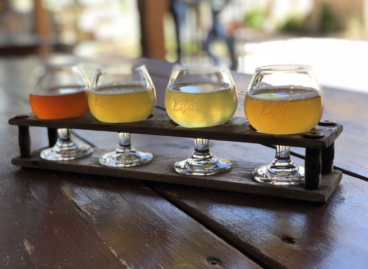maine allagash brewing company