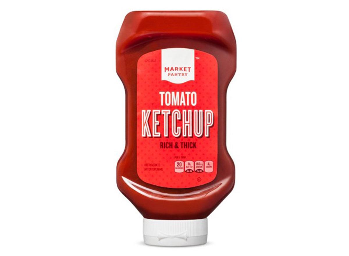 market pantry tomato ketchup