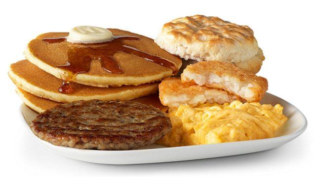 mcdonalds breakfast