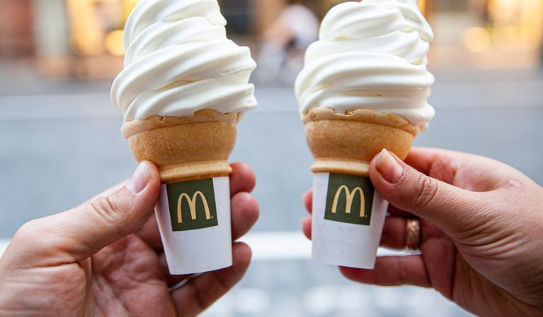 The Best Ice Creams to Order at Fast-Food Chains, Say Dietitians