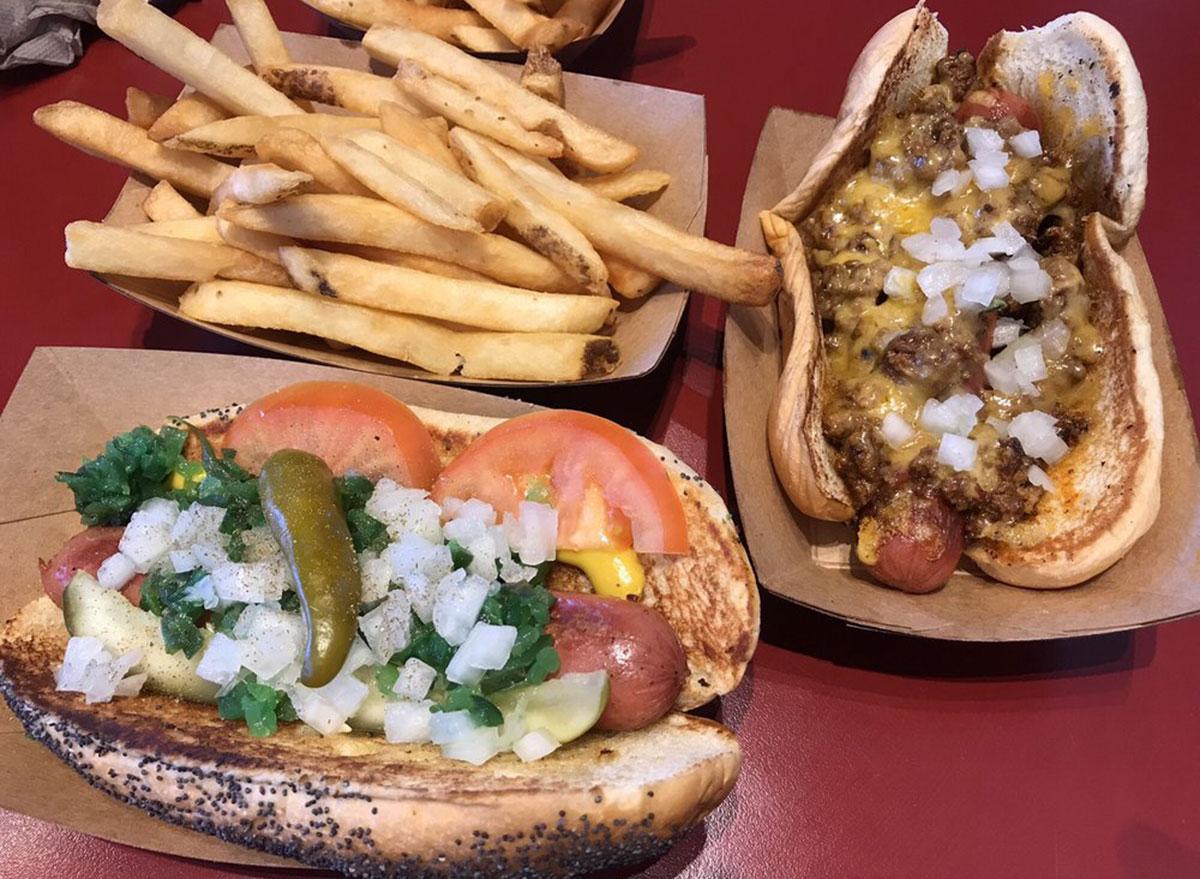new mexico urban hotdog company