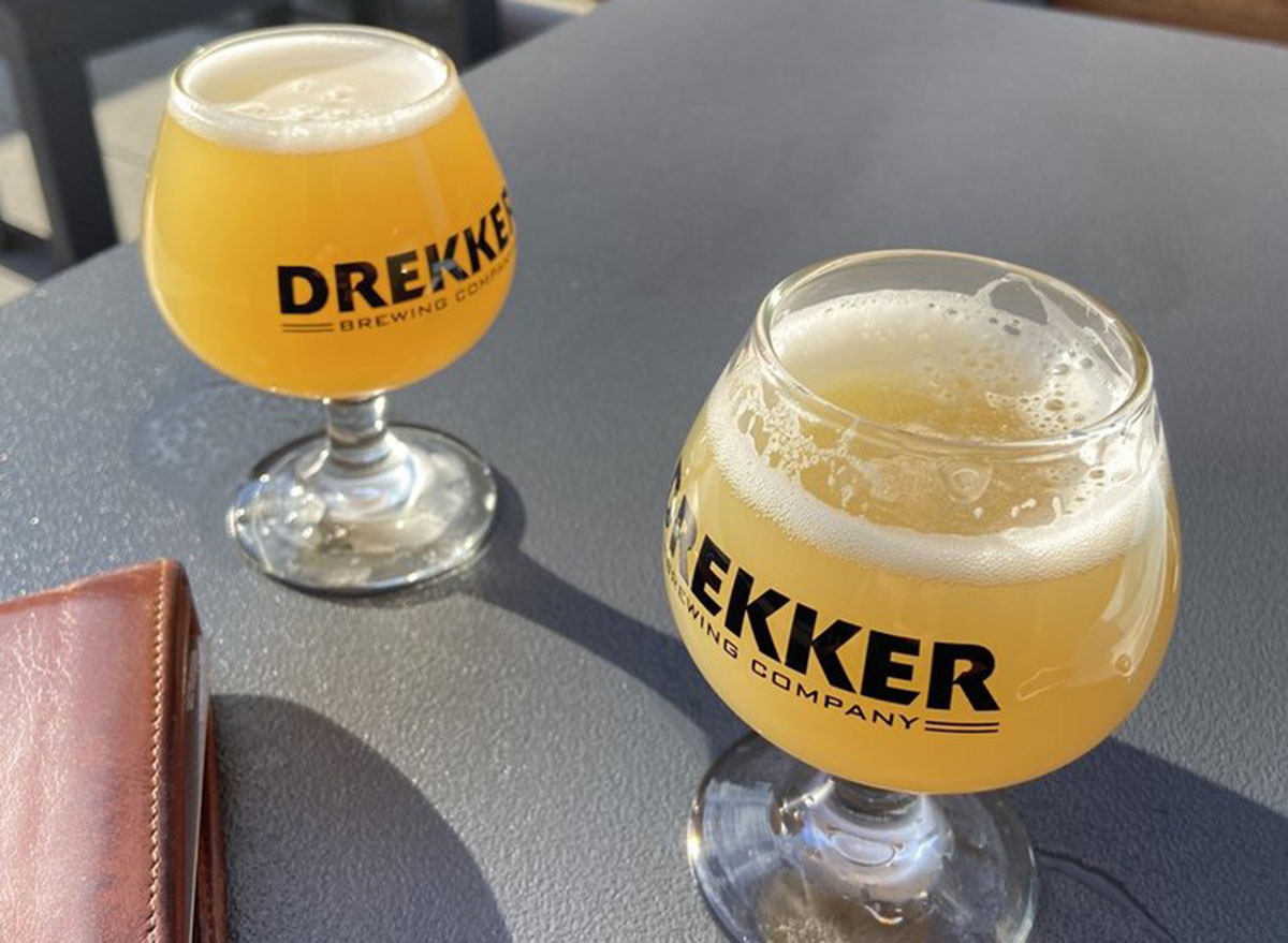 north dakota drekker brewing