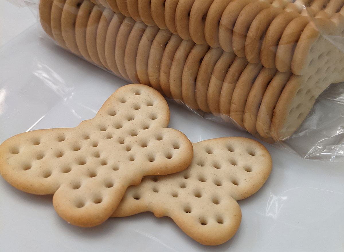 pepperidge farm butter crackers